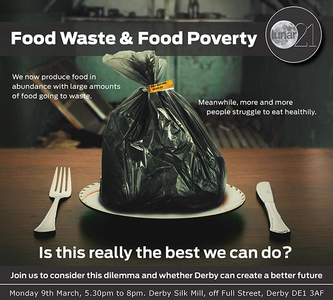 Food Waste and Food Poverty: March 2015