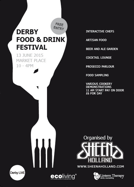 Derby Food and Drink Festival, 13th June