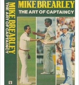 The Art of Captaincy, front cover