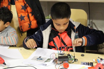 Build your own at Derby Mini Maker Faire 2015