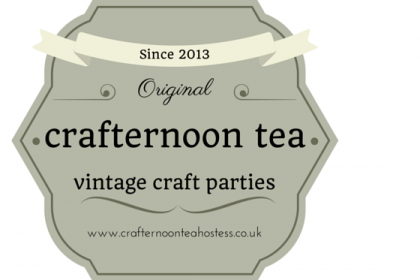 Crafternoon Tea Stamp