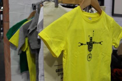 Green Door Printmaking Studio T-shirts