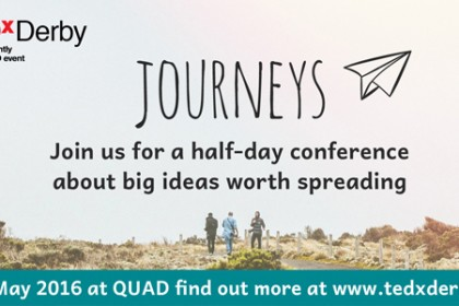 TedxDerby 2016 Journeys