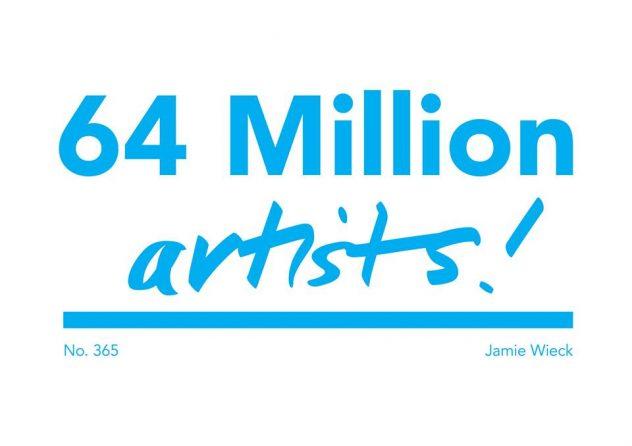 64 Million Artists Logo